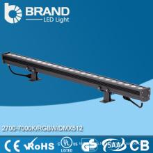 IP65 Открытый DMX контроллер RGB LED 18 * 3W Wall Washer
