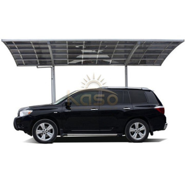 Modern Design Pvc Canopy Roof Car Parking Shade