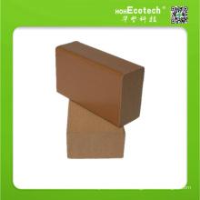 Accesorios de piso de madera compuesta de plástico