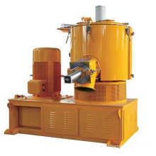 Sistema compuesto de mezclador de plástico