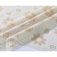 toalha de mesa de toalha de mesa de plástico com impressão em pvc