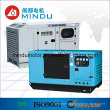 Grupo de gerador diesel silencioso de alta qualidade de 200kVA Weichai