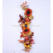 5 'Fleur de récolte généreuse avec des tournesols par Valerie
