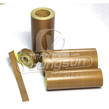 High quality PTFE adhesive tape with release paper