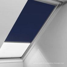 Fenêtre de toit aveugle / ombragé