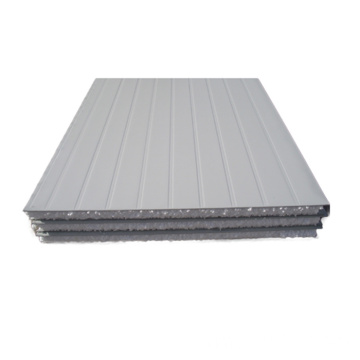 EPS skum med stål sandwich panel