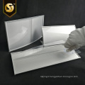 Office Door Plate Aluminum Curved Plate Profiles Sign