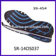 SR-140S037 (9030) Nuevo tamaño ocasional de los hombres Suela suave eva del phylon