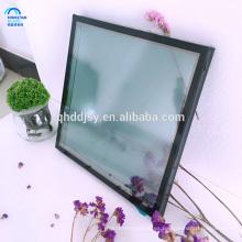 El color gris aisló el vidrio de seguridad endurecido, vidrio templado plano hecho en China