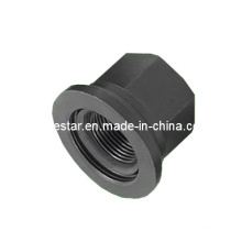 Phosphate Steel Hexagon Nut with Rotatable Washer