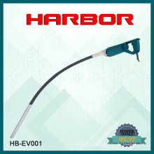 Hb-EV001 Harbor 2016 Hot Selling Concrete Vibrator Shaft Hand Held Concrete Vibrator