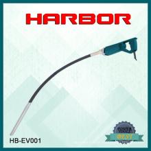 Hb-EV001 Harbour 2016 Hot Selling Concrete Vibrador Eixo Hand Held Concrete Vibrador