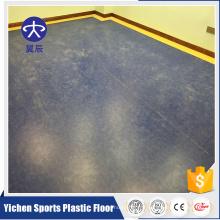 YICHEN Unique Style antibactérien Shoping Commercial PVC étage