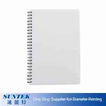 Sublimation Blank Hardcover Notebook with Felted Cloth Cover