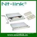 "Rack mount 19"" 1U SC/LC/ST/FC24 port Fiber Optic Patch Panel"