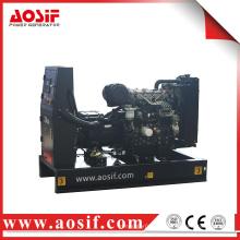 AC Трехфазный тип выхода 64KW / 80KVA 60HZ Открытая генераторная установка с двигателем Perkins 1104C-44TAG1