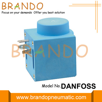 Kumparan Solenoida Jenis Danfoss 018F6176 BE230AS 220 / 230V 10W