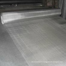 Tissu de fil de filtre d'armure de plaine d'Inconel