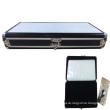 Aluminiumkoffer für Werkzeuge mit Schulterstreifen