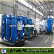 Air Separation System via Portable Oxygen Plant