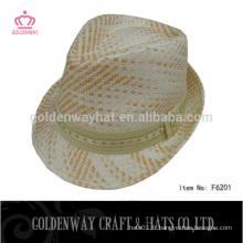 100% chapeaux d'artisanat pour fête