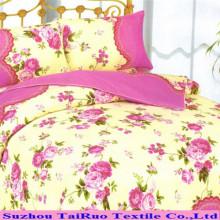 Gedruckt Peach Skin Stoff für Vorhang und Bettlaken
