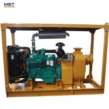 Pompes centrifuges auto-amorçantes à moteur diesel 80hp