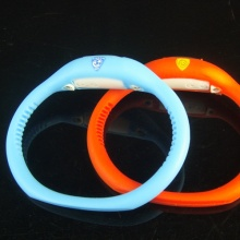Silicone Sports Watch Wristbands