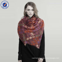 Digital Printing scarf 200NM Twill Custom Print for Small Order SWC705 Top Cashmere Scarf wholesale