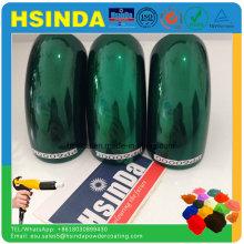 Декорирование интерьера Светящаяся Candy Зеленая прозрачная окраска порошкового покрытия