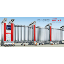 Stainless Steel Electric Retractable Gate