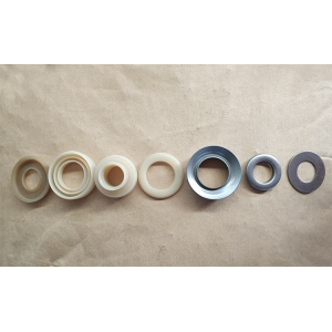 DTII Belt Conveyor Parts Idler Roller Labyrinth Seals