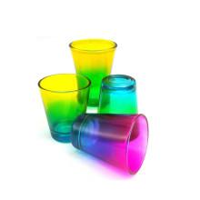 recubrimiento en aerosol de vidrio esmerilado