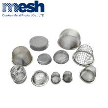 Stainless steel cap shape filter caps bowl shape mesh strainer