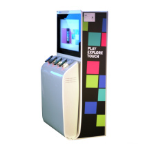 New flooring 2020 arrivals video display mobile stand for phone business store