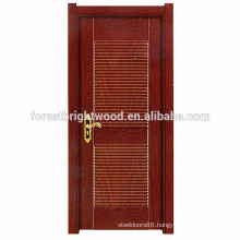 Popular Simple Design Melamine Latest Design Wooden Doors