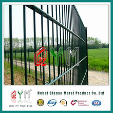 Qym-Anti-Corrosion Twin Wire Welded Fencing/Double Fence