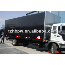 2013 Amazing high tensile strength PVC Polyester Tarpaulin,Tarpaulin and Canvas sheet for Truck Cover