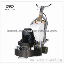 Surface concrete grinding machine