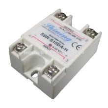 SSR-S10DA-H UL / cUL Zulassung Elektrische Relais Einphasige 10A SSR