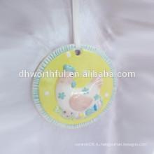 Ручная роспись керамические пасхальные украшения, пасхальные подвесные поделки