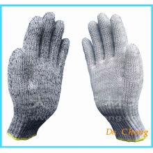 13 Gauge PU Hochleistungsschnitt und chemikalienbeständige Handschuhe