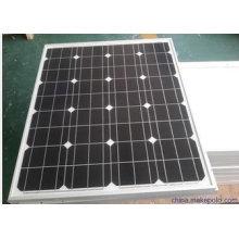 Módulos solares policristalinos do painel 100watt / picovolt com Inmetro