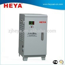 20Kva AC single phase automatic electric voltage stabilizer with Alumium coils