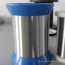 0.02--0.1mm Ultra fino 304 316 430 alambre de acero inoxidable