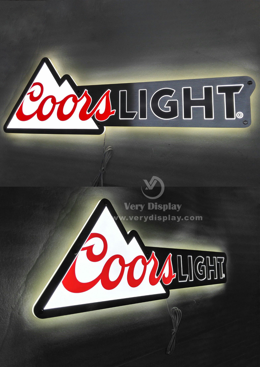 coorslight signs