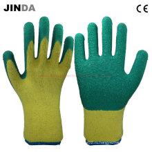 Ls014 Латексные рабочие перчатки