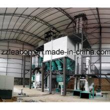 Línea de producción de pellets de alimentación de uso agrícola, línea de producción de pellets de alimentación de aves de corral