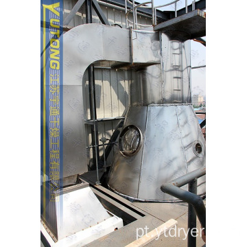 Amylase Levels Pressure Model Spray Dryer