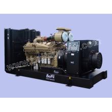 Cummins Series 880 кВА Дизельный генератор открытого типа